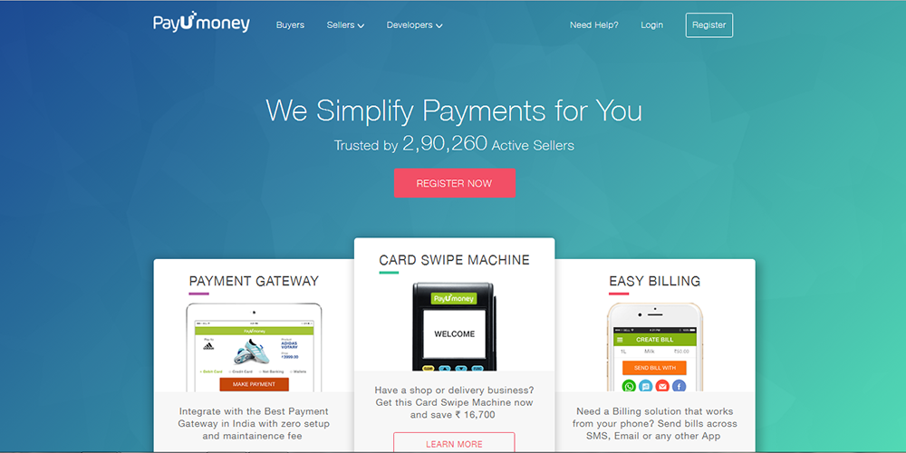 Top Ecommerce Payment Gateways in India | Digital Ready