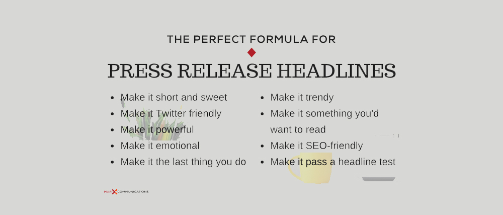 Formula for Catchy Headlines - Digital Ready